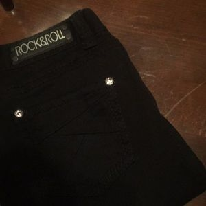 Black Rock & Roll Cowgirl Bootcut Jeans